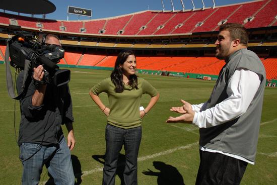 Andy Alleman ESPN Interview