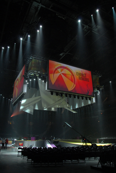 NCYC 2009 stage
