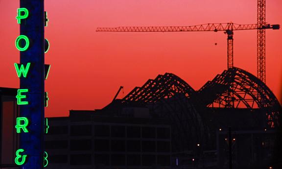 Evening Sprint Center View