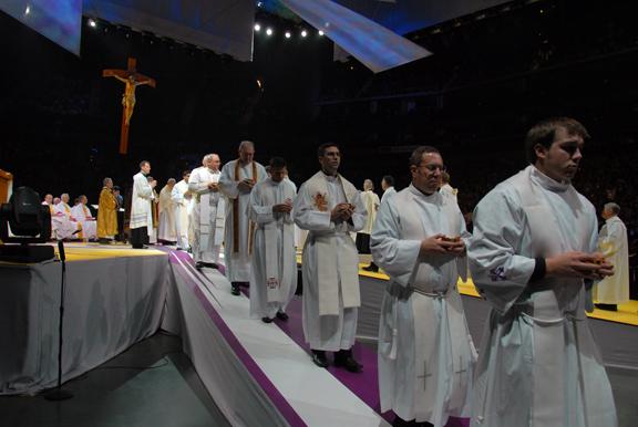 Mass For 20,000