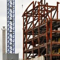 Pylon, Crane & Steel