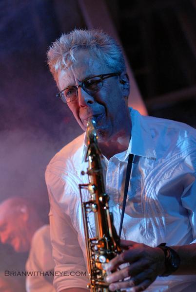 Kansas City Sax Man, Joe Miquelon