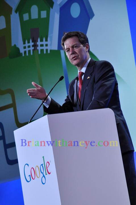 google governor
