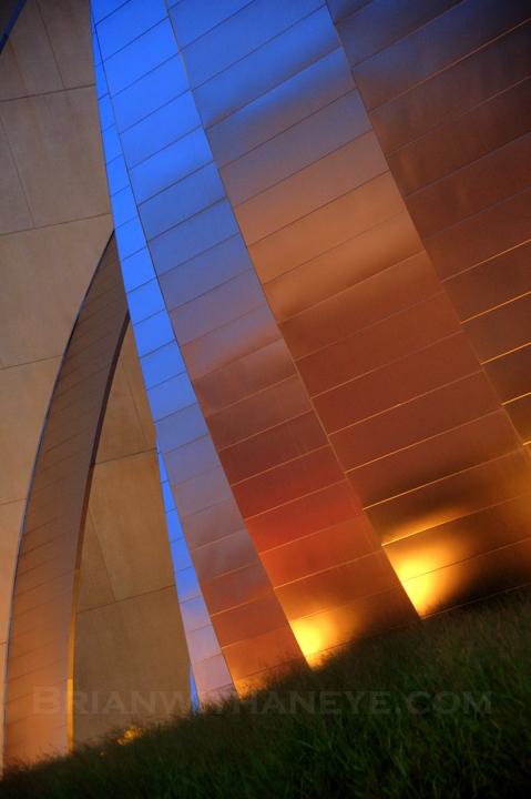 Abstract Art Center
