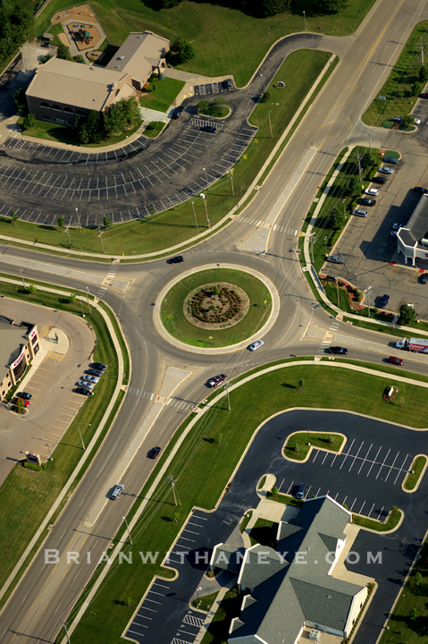 Bartlett & West Roundabout - Topeka, KS
